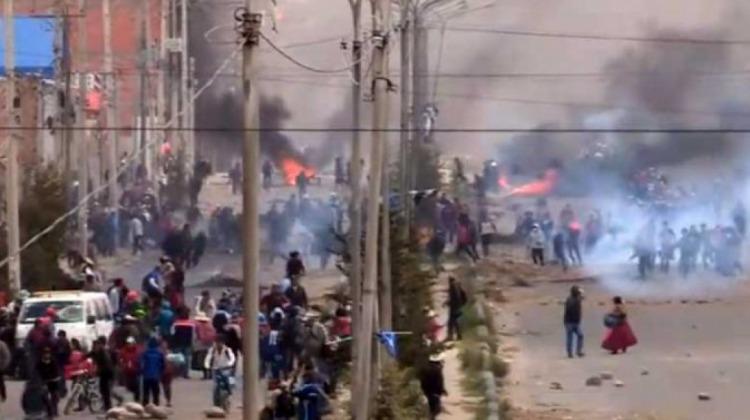 Diario Británico denuncia planes subversivos en Bolivia para atribuirlos al  MAS – Exito Noticias