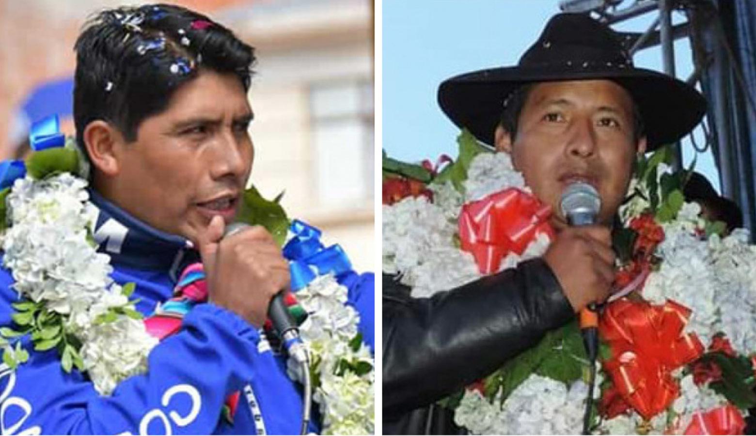 Mientras el MAS firma alianzas para el balotaje, Jallalla La Paz descarta  acuerdos políticos – Exito Noticias